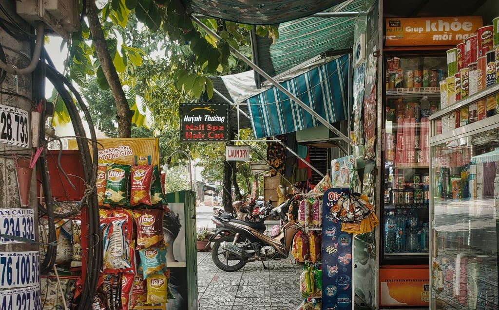 Ten days on the road Vietnam