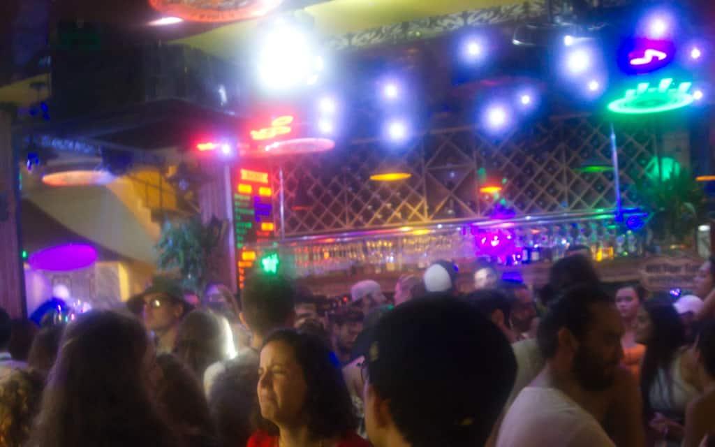 Three Tigers Bar