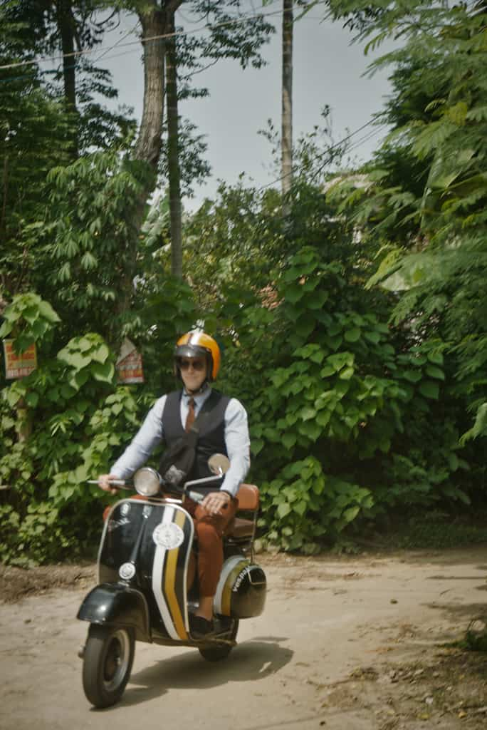 The Distinguished Gentleman's Ride Hoi An 2019