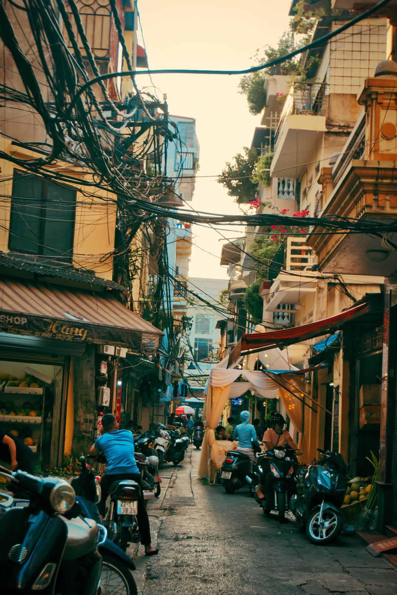 Hanoi : Travelling in Northern Vietnam