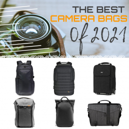 The Best Camera Bags of 2021