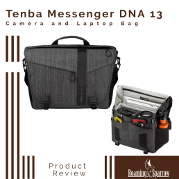 Tenba Messenger DNA 13 Camera and Laptop Bag