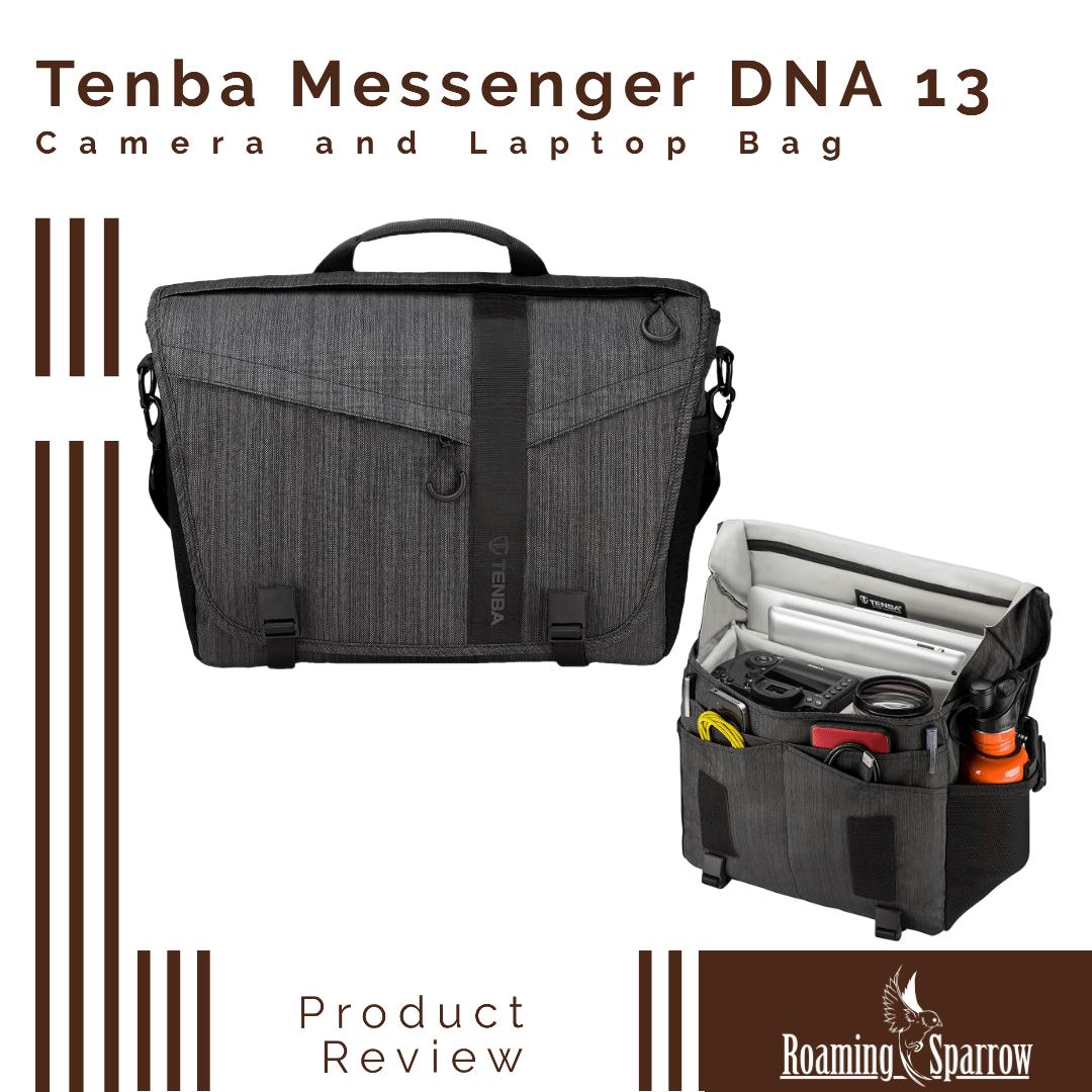Tenba Messenger DNA 13 Camera and Laptop Bag